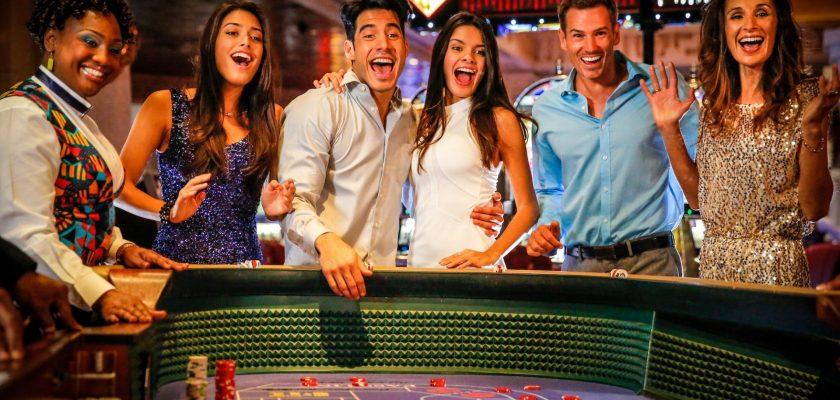 カジノギャンブルの初心者ガイド